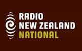 Radio New Zealand National, October 2014