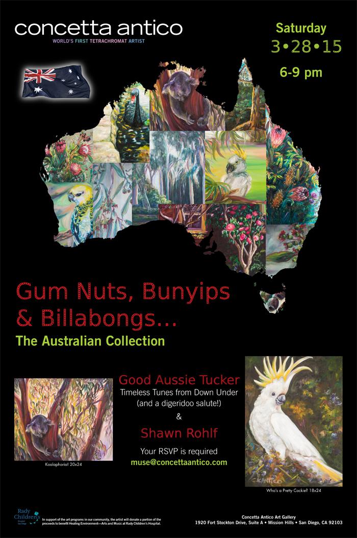 Australian Art Show March 28 2015