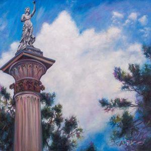 Up Where She Belongs… (Centennial Park)