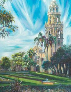 Tower of Man, Balboa Park, San Diego