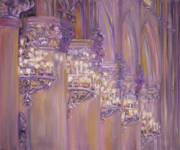 Blushing Ballroom