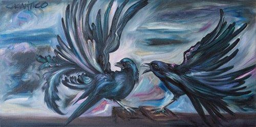Ravage And Revenge Of The Ravens