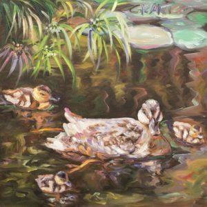 Waddle, Waddle, Quack, Quack