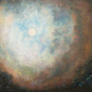A Tetrachromat Moon 12-28-12 at 11:52 pm
