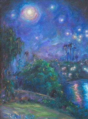 Full Moon Magic, La Jolla