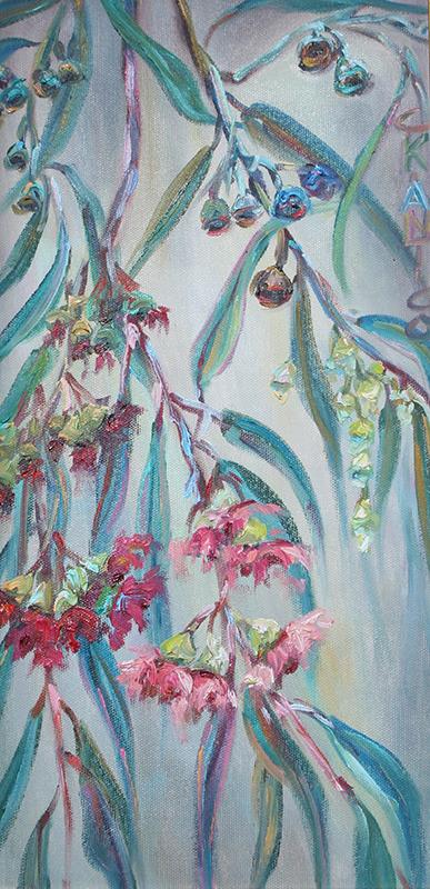 Gum Nut Blossoms