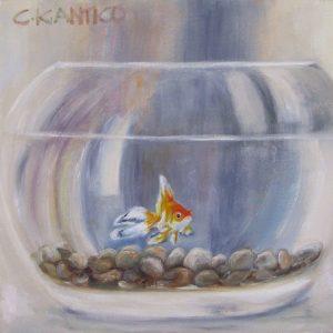 One Goldfish